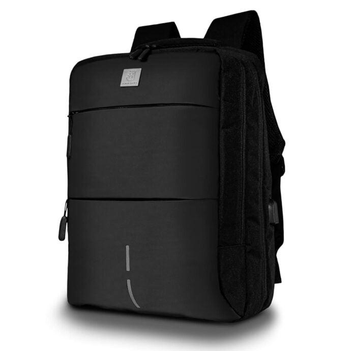 elegancki plecak na laptopa