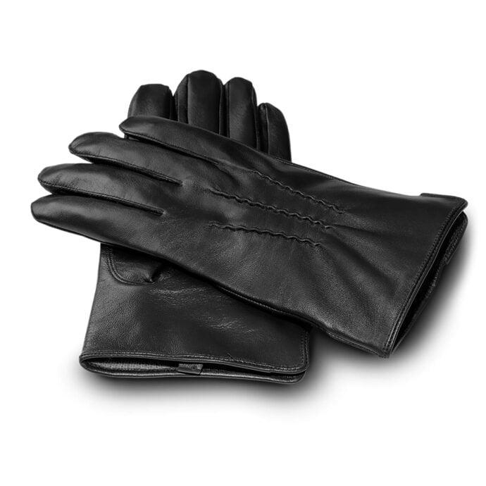 czarne rÄ™kawiczki zimowe