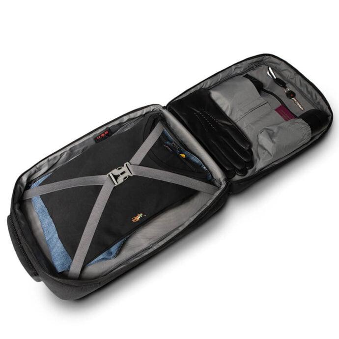 pojemny plecak podróżny