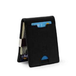 czarny portfel mÄ™ski