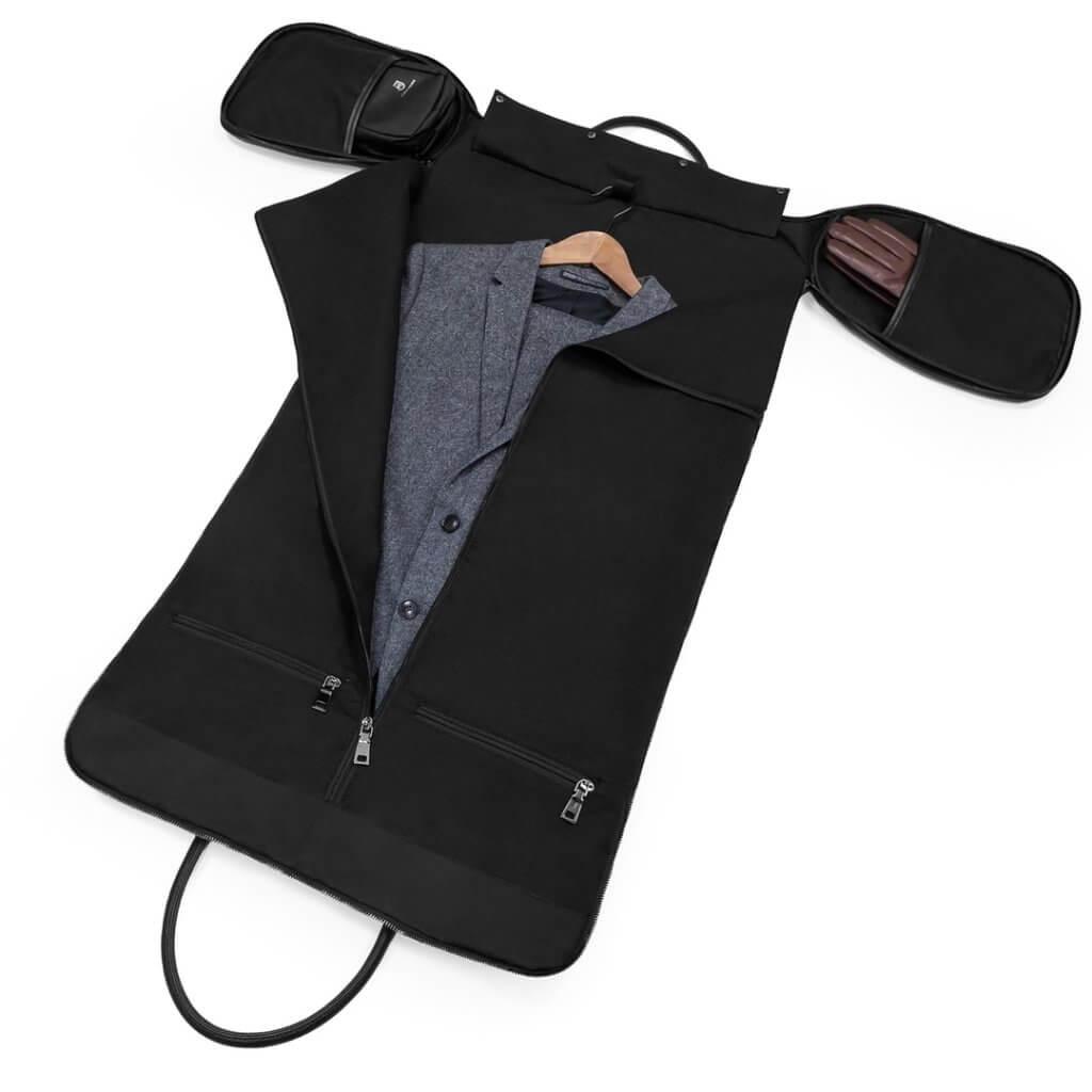 torba weekendowa na garnitur i koszule